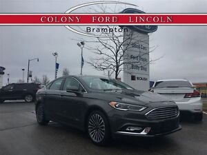 2017 Ford Fusion FORD COMPANY DEMO, 0% FINANCE OR LEASE!