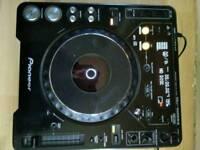 Pioneer cdj mk3 1000