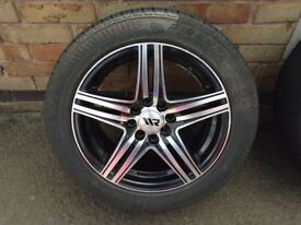 Ripspeed Alloy Wheels