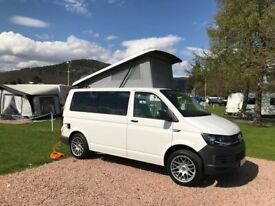 Volkswagen Transporter (2016) T6 Campervan - low mileage and great condition