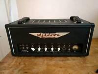 Ashdown CTM 100 All Valve Bass Head