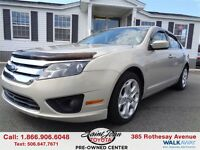 2010 Ford Fusion SE 2.5L $98.75 BI WEEKLY!!!
