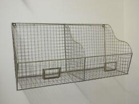 Industrial Storage Wall Unit