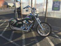 Harley Davidson FXDC Superglide Custom chopper bobber
