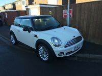 Mini Cooper 1.6 2008 reg - Chilli Pack