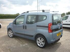 FIAT QUBO 1.3 Multijet 16v Dynamic 5dr (blue) 2011