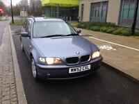 AUTOMATIC 2003 BMW 320D E46 Estate Facelift FSH £1200