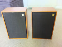 Rare Kef Coda 1034 speakers