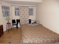 master double/twin rooms kilburn area zone 2