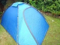 good quality 2 man tent