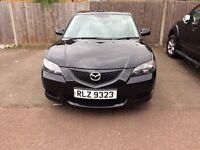 Mazda 3 TS Low mileage manual 1.6 petrol for sale