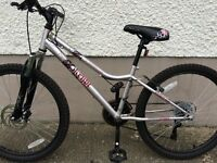 Apollo Krypt Girls Mountain Bike - Very Good Condition