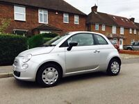 2010 Fiat 500. 1 previous owner, full service history
