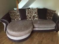 Sofa and Buffet