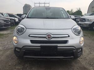 2016 Fiat 500X Trekking Plus - AWD, 2.4L I-4 **DEMO**