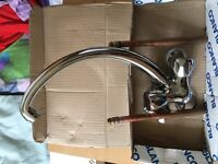 Brand new sink mixer tap boxed and complete