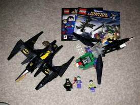 Large Lego Marvel Collection