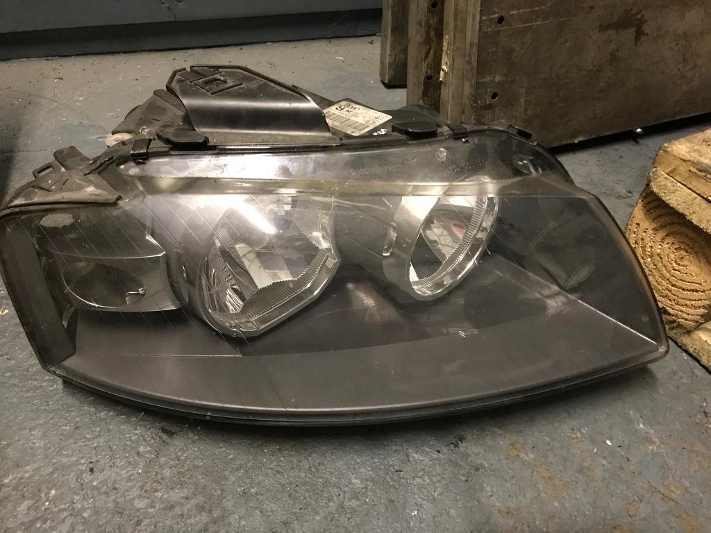 Audi A3 8P os headlight