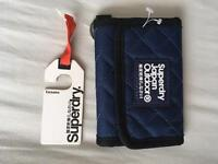 Brand new superdry wallet