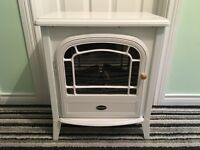 Free Standing Electric Stove - White