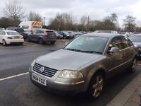 Volkswagen PASSAT 1.9 tdi PD engine VERY LOW MILES STANDARD EXTRAS 2 owners only