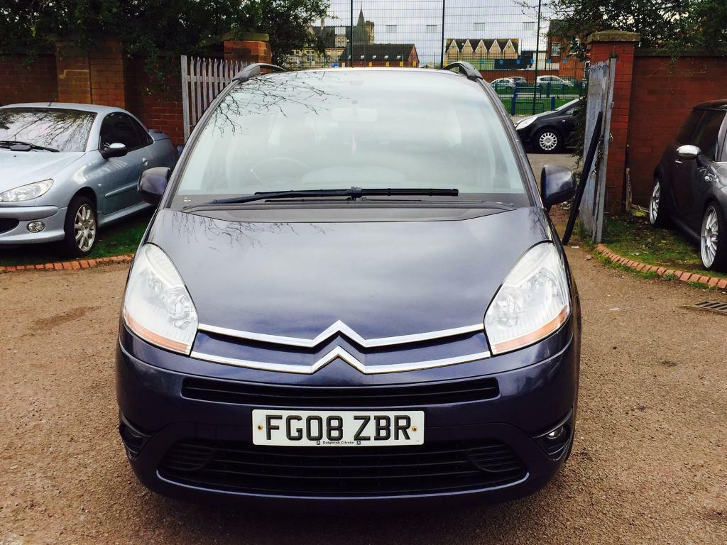 CITROEN GRAND PICASSO AUTOMATIC 7 SEATER NATIONWIDE DELIVERY 2595