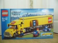 Lego City Truck - Set 3321 - 100% Complete - Fully Boxed - Immaculate Condition - Can Deliver
