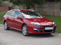 Renault Laguna Dynamique Tomtom dCi Fap (red) 2011