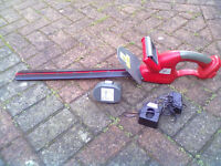 Cordless Hedge Cutter - Spares or Repair - Leeds
