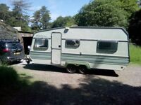 Vintage Retro Project Caraven - very rare model, dry and towable