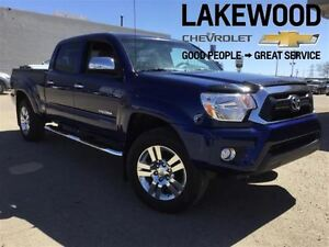 2014 Toyota Tacoma V6 Dbl 4x4 (Heated Seats, Nav)