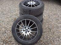 alloy wheels vw