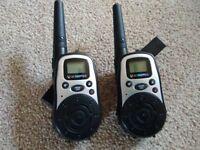 Audiovox Two Way Radios