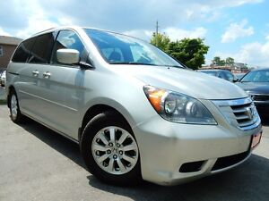 2008 Honda Odyssey EX-L w/RES | LEATHER.ROOF | POWER DOORS | DVD