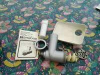 Kenwood Mixer Mincer Attachment
