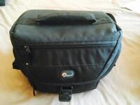 Two perfect lowepro camera bags