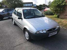 Ford Fiesta 18,000 genuine miles from new