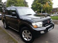 Mitsubishi SHOGUN/PAJERO in good condition for these years , not much like this one