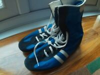 Lonsdale London Boxing Boots - Size 9.