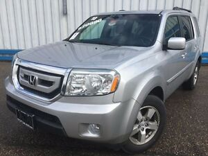 2010 Honda Pilot EX-L *LEATHER-SUNROOF-DVD PLAYER*