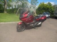 2012 BMW K 1600 GT TOURING BIKE