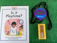 Fun with Maths Time Activity Pack
