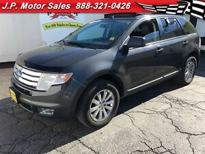 2007 Ford Edge SEL, Automatic, Leather, Panoramic Sunroof, AWD