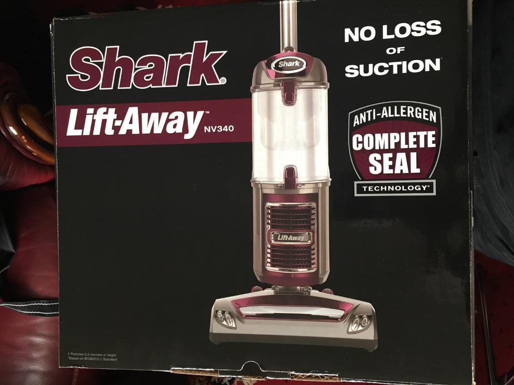 Shark Lift-Away NV340 Vacuum