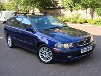 EXCELLET VALUE!! 2003 VOLVO V40 2.0 SPORT 5dr, HALF LEATHER, HEATED SEATS, 1 YEAR MOT, WARRANTY