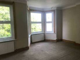 Spacious Unfurnished 2 bedroom flat available now