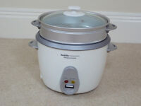 RICE & PASTA COOKER £20