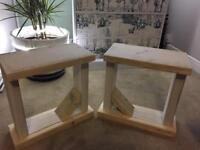 Side/lamp table(s)