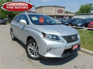 2015 Lexus RX 350 CAM-LEATHER ROOF-DUAL DVD