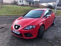 Seat Leon 2.0 tdi FR very good condition 10 months MOT